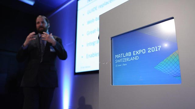 Matlab Expo Bern - 22 June, 2017