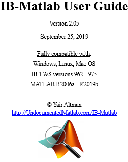 Click to view the full IB-Matlab User Guide (PDF)