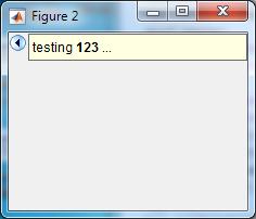 Matlab's builtin iptui.internal.utilities.addMessagePane