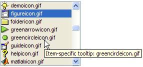 Advanced listbox CellRenderer customization